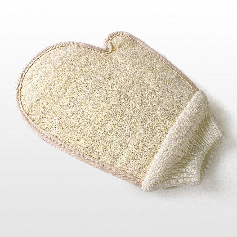Luffa Handschuh