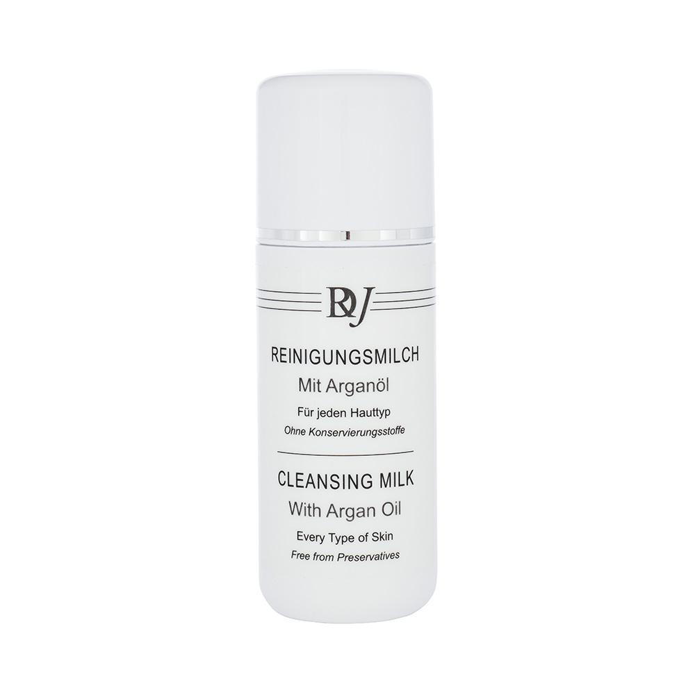 Reinigungsmilch mit Arganöl für Gesichts- und Augen-Make-up