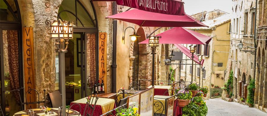 Toskana wie im Bilderbuch Reise