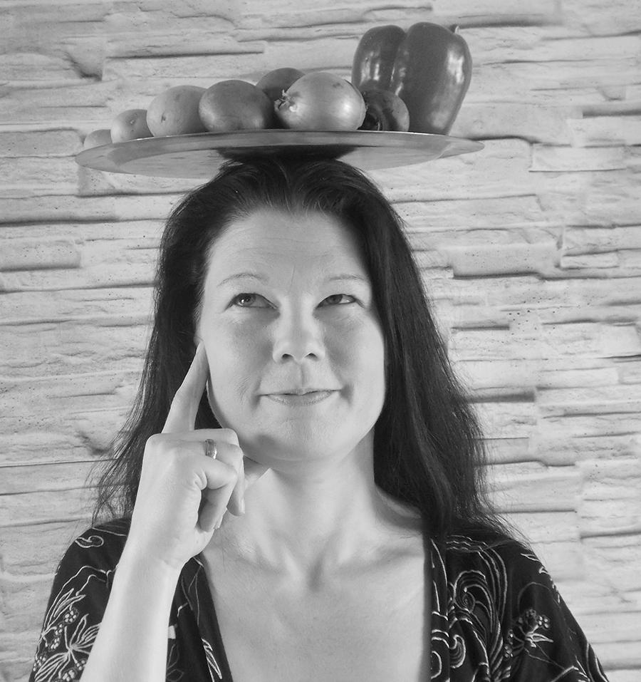 Ihre Wegweiserin im Ernährungsdschungel Anja Rödel