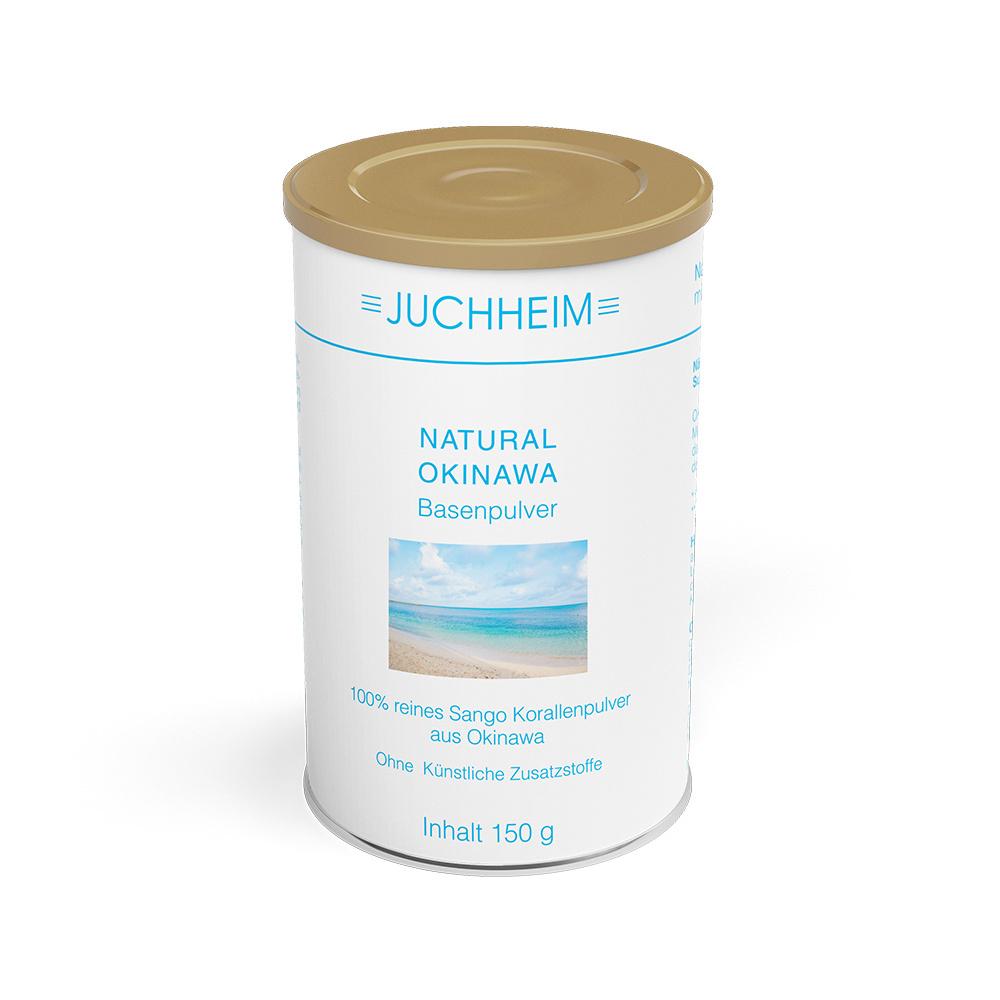 Natural Okinawa Basenpulver Dr. Juchheim