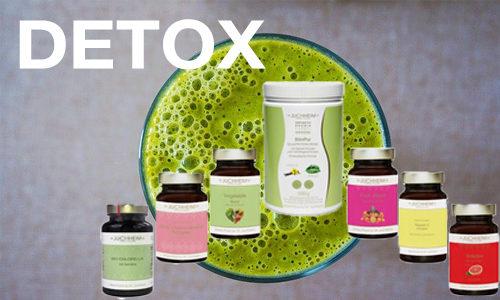 Detox für deinen Körper