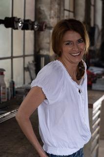 Kathrin Wodrich, Yogalehrerin aus Neustadt an der Weinstraße